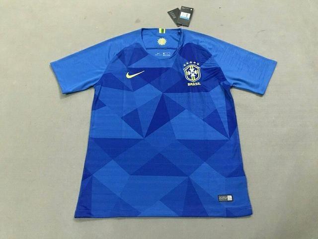 Vendo camisa da Seleção Brasileira