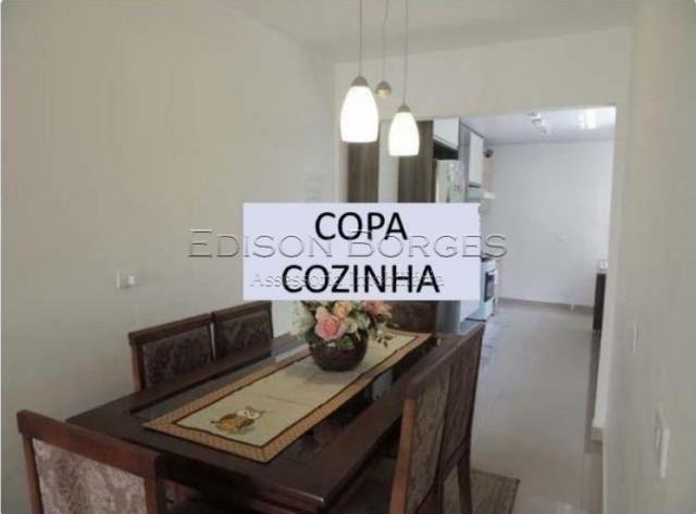 Casa de condomínio à venda com 3 dormitórios em Campo pequeno, Colombo cod:EB-4088 - Foto 4
