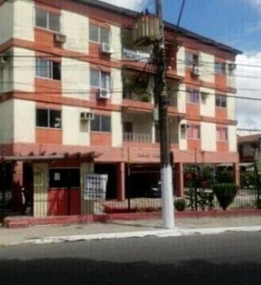 Ed. Lourdes Caldas - Apto 2/4, Mobiliado, na Marambaia (aceita financiamento) - Foto 2