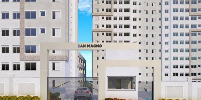 2 Dorms em Santo Andre A Partir R$ 220mil Entrada Facilitada em ate 60X - Foto 2