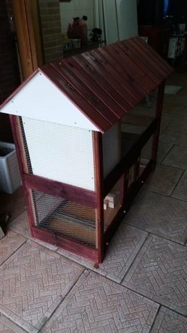 Viveiros para passarinho, coelhos, galo, galinha, porquinho da índia, etc - Foto 6