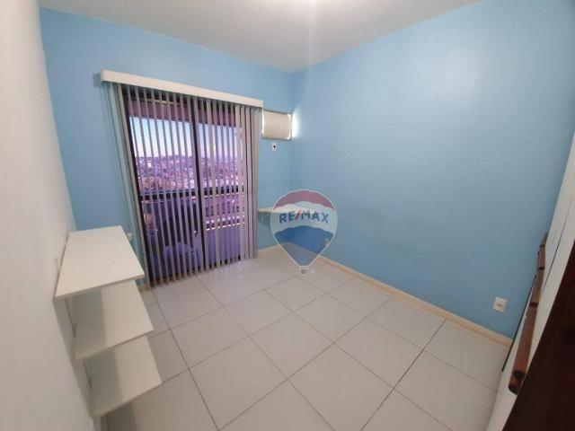 Apartamento com 3 dormitórios à venda, 130 m² por r$ 800.000 - jardim guanabara - rio de j - Foto 9