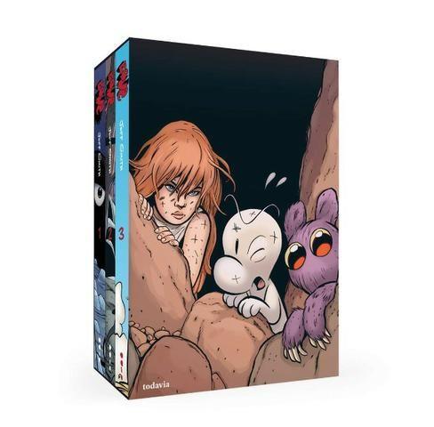 Box Bone Quadrinho - Editora Todavia - Vol. 1, 2 E 3 - Foto 2