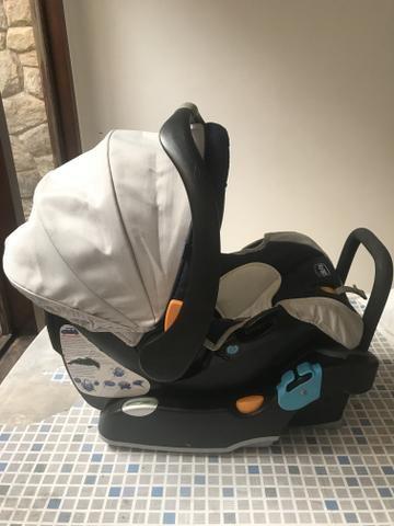 Bebê conforto com base para o carro. - Foto 4