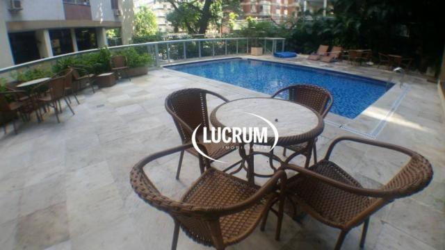 Apartamento com 2 quartos para alugar, 78 m² - lagoa - rio de janeiro/rj