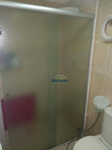 Apartamento com 2 dormitórios à venda, 56 m² por r$ 265.000 - vila alpina - são paulo/sp - Foto 13