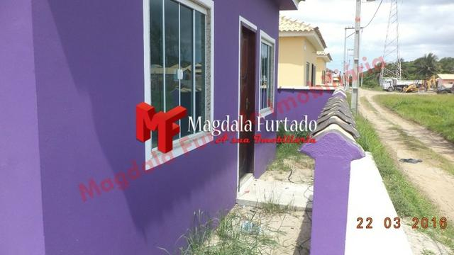 Pc:2085 Casa lindíssima de 2 quartos á venda em Unamar , Cabo Frio - RJ - Foto 2