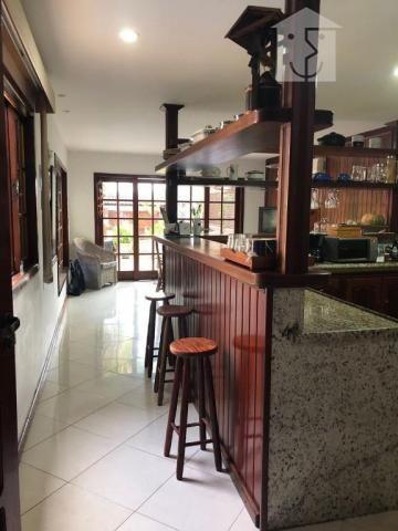 Casa com 4 dormitórios para alugar, 300 m² por r$ 2.200,00/mês - flamengo - maricá/rj - Foto 6