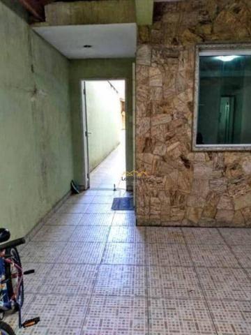 Sobrado com 3 dormitórios para alugar, 130 m² por r$ 1.700,00/mês - parque continental i - - Foto 7