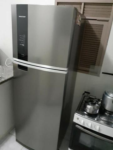 Brastemp de 5 mil por 2200 reais semi nova 500 litros em inox - Foto 3