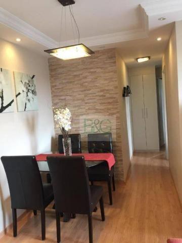 Apartamento com 2 dormitórios à venda, 51 m² por r$ 360.000 - vila prudente - são paulo/sp - Foto 3