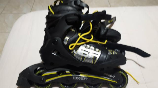 Patins Fitness OXER Abec7 - Foto 3