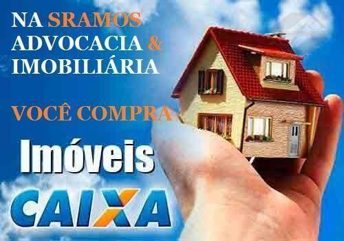 Casa com 2 dormitórios à venda, 45 m² por r$ 126.327 - jardim santa fé - presidente pruden