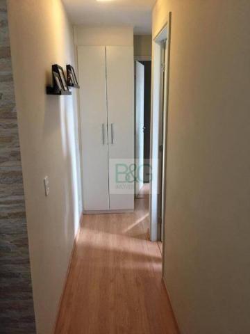 Apartamento com 2 dormitórios à venda, 51 m² por r$ 360.000 - vila prudente - são paulo/sp - Foto 9