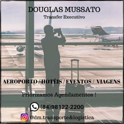 Transfer Executivo- Natal para Aeroporto/ Viagens - Foto 3