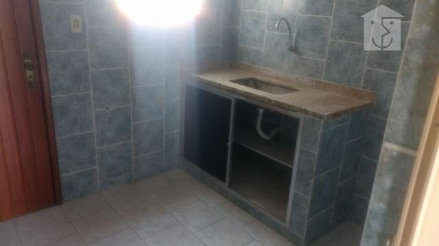 Apartamento com 2 dormitórios para alugar, 65 m² por r$ 750/mês - são josé do imbassaí - m - Foto 6