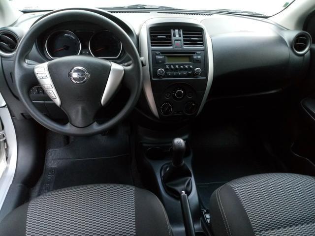 Nissan Versa 1.6 Completo Rodas 9.700KM! Troco Financio - Foto 5