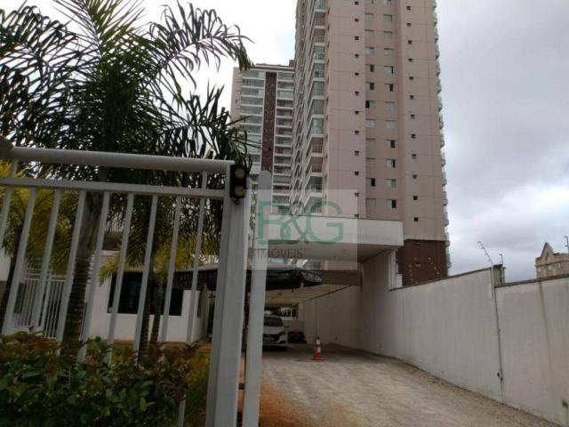 Apartamento com 3 dormitórios para alugar, 76 m² por r$ 2.200/mês - vila formosa - são pau