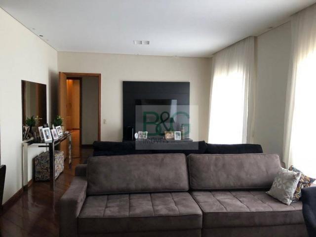 Apartamento com 3 dormitórios à venda, 128 m² por r$ 1.000.000 - tatuapé - são paulo/sp - Foto 2