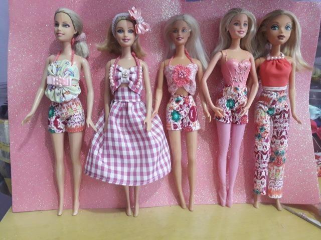 Roupas de barbie - Foto 4
