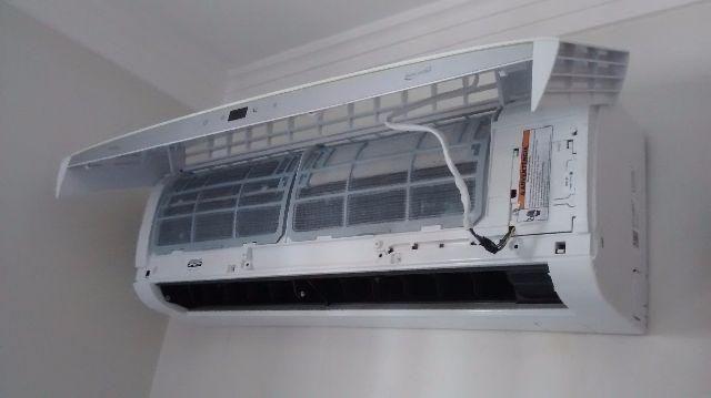 AR split*sujo, sem manutenção correta, pode aumentar em até 20% o consumo de energia