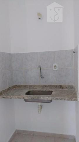 Casa com 1 dormitório para alugar, 23 m² por r$ 440,00/mês - parque nanci - maricá/rj - Foto 4