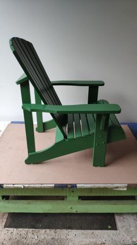 Conjunto de cadeira e mesa de centro - Foto 5