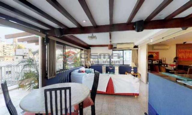 Apartamento à venda com 4 dormitórios em Flamengo, Rio de janeiro cod:LACO40121 - Foto 6