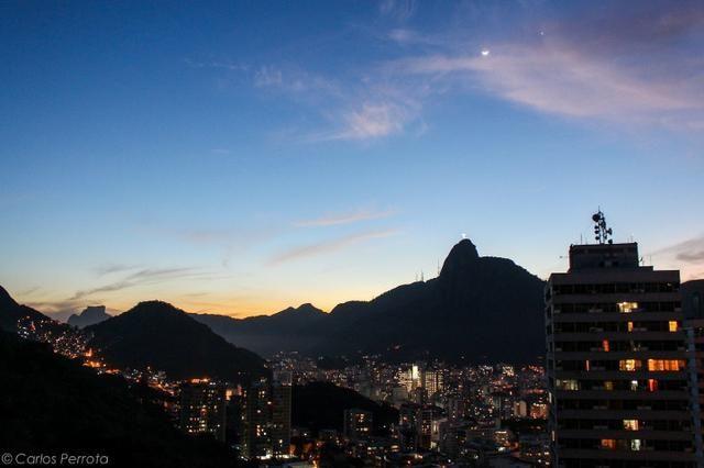 3 Quartos - Botafogo - Vista p/ Cristo e Pão de Açúcar - Andar alto - Foto 20