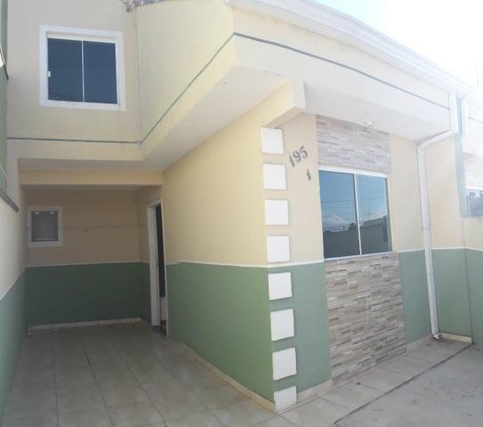 Casa 02 Quartos - Campo de Santana