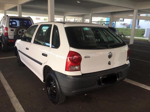 Volkswagen Gol G4 1.0 MI 8V flex 4P - Leia - Foto 5