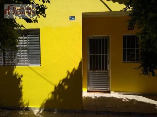 Casa com 3 dormitórios para alugar, 80 m² por r$ 1.350,00/mês - jardim presidente dutra -  - Foto 19