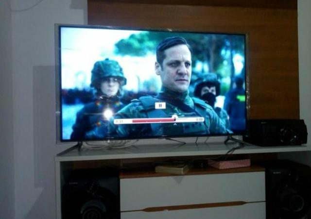 SmarT TV 55 Samsung completa
