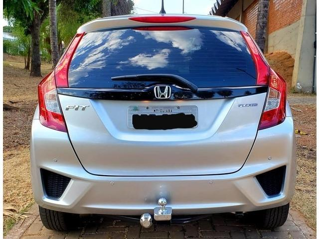 Honda Fit LX 1.4 (aut) 2014 - Foto 6