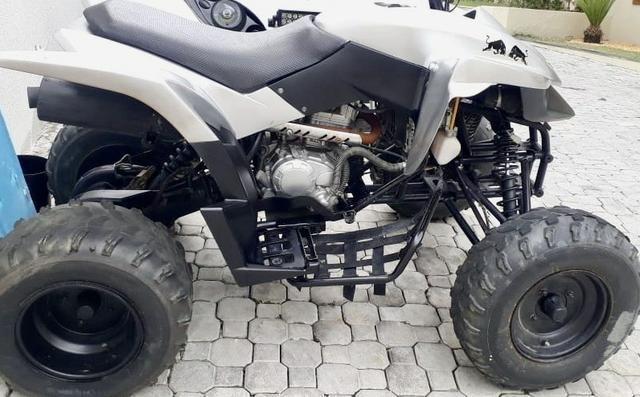 Quadriciclo 200cc zerado - Foto 2
