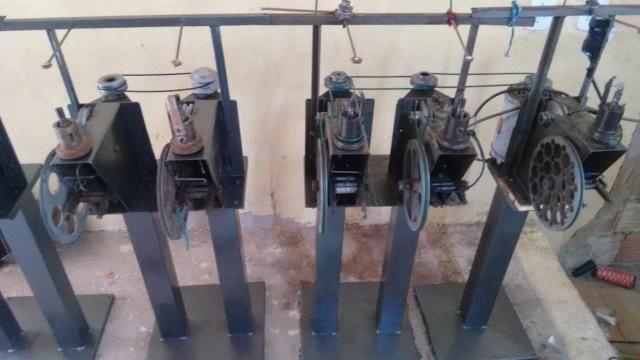 Máquinas fab.cordas de polipropileno - Foto 4