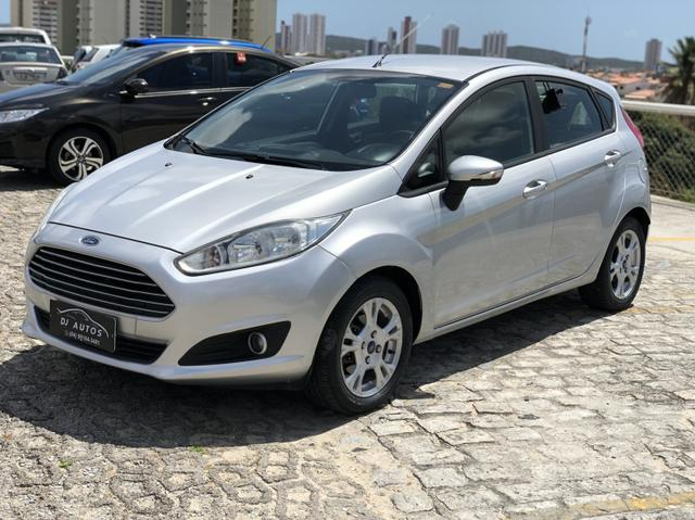 New Fiesta 1.6 SE PowerShift Automático 2014 Completo - Foto 2