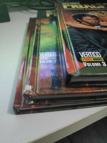 Hq's Diversas (Preacher, Demolidor, Jeff Lemire, Superman, Homem aranha, Hellblazer, etc) - Foto 3