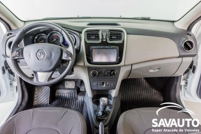 Renault Logan Logan Dynamique EasyR Hi-Flex 1.6 8V 4P - Foto 9