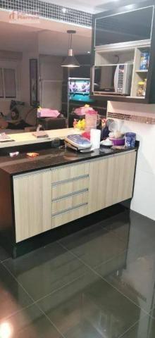 Apartamento com 3 dormitórios à venda, 95 m² por r$ 610.000,00 - vila augusta - guarulhos/ - Foto 13