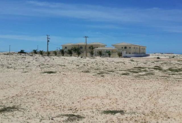 Lote em Canoa Quebrada, com 429 m², documentação perfeita (Registrado). Vista Mar! - Foto 3