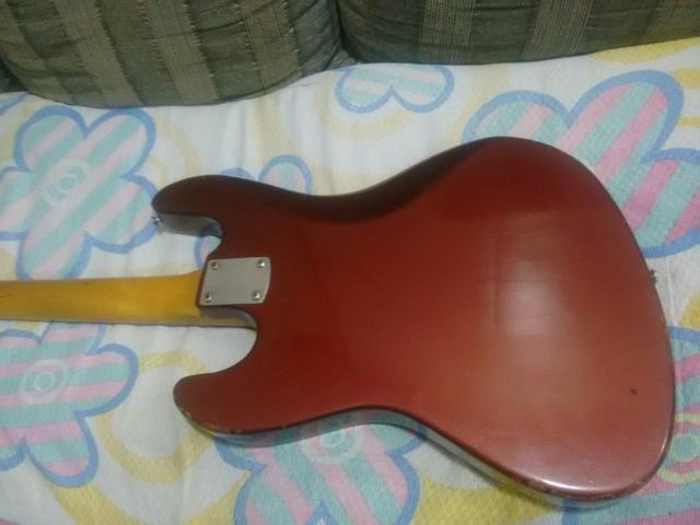 Jazz Bass anos 80 Giannini - Foto 5