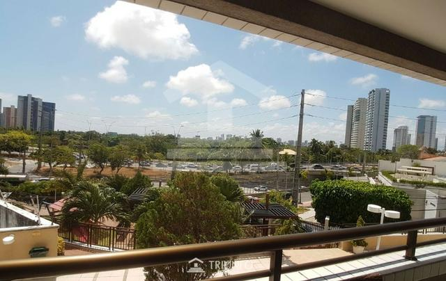(HN) Mirante do Parque no Cocó com 83m² - Sala Ampliada - Vista Parque = - Foto 11