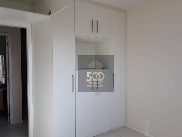 Ap0610 - apartamento com 3 dormitórios à venda, 84 m² por r$ 380.000 - nossa senhora do ro - Foto 11