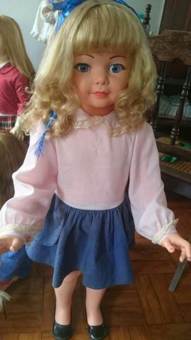 Linda boneca Amiguinha - Foto 4