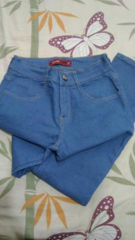 "Calça jeans infantil "" preço a negóciar - Foto 3"