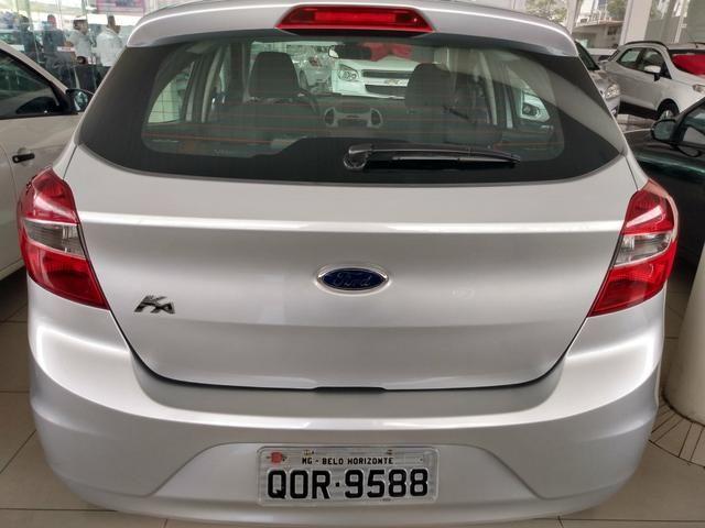 Ford KA 1.0 SE 2018 Completo Impecável !! - Foto 4