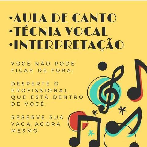 Aula de Canto | Técnica Vocal (Iniciantes ao Profissional)