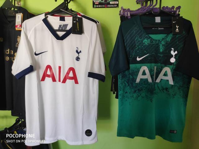 Camisa Tottenham 19/20 - Foto 6