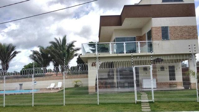 5 - Condominio fechado de lotes, a 400metros da estrada de Ribamar - Foto 6